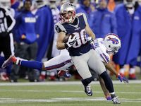 Injuries: Pats' Danny Amendola expected to play - NFL.com