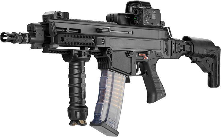 CZ 805 BREN A1/A2  Probably my favorite assault rifle.