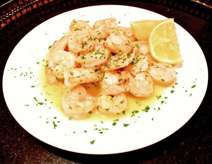 Shrimp Scampi (Low Carb)