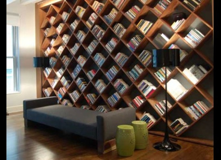 Great Bookcase Wall