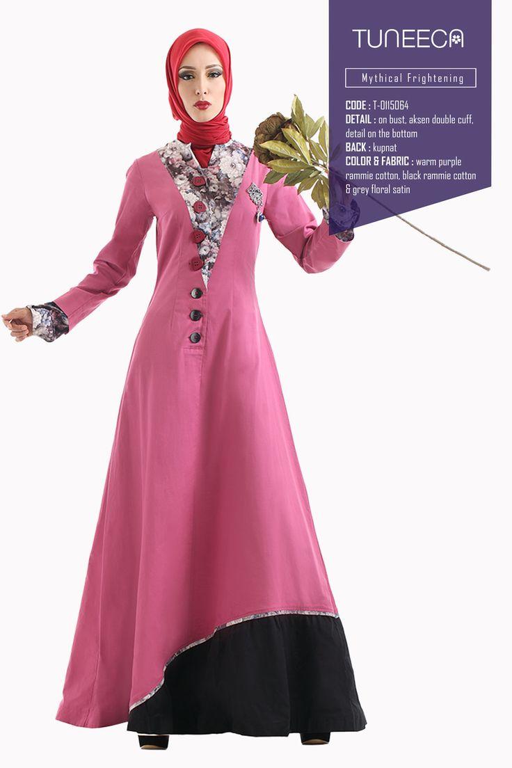 Return Of Princess & Guardian by Tuneeca  #tuneeca #muslimwear #hijab #fashion #casualwear #tuneeca #muslimwear #hijab #fashion