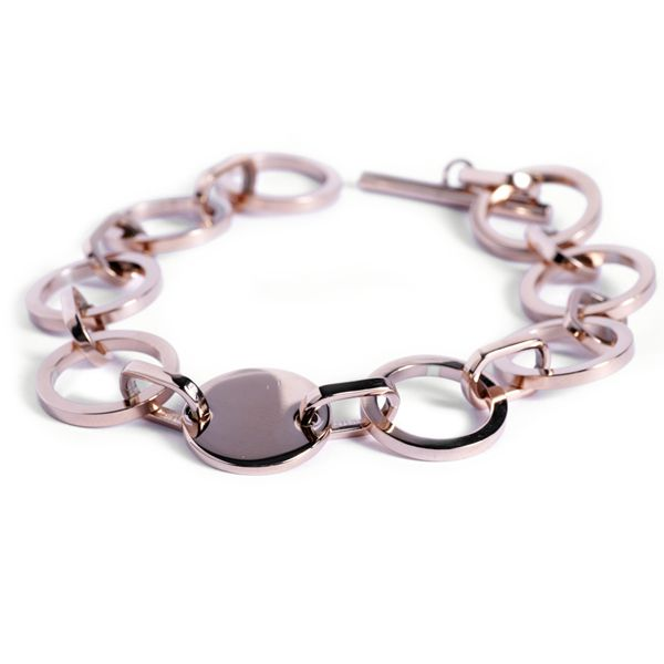Edblad Webshop Online - Seattle bracelet rose gold PG 4