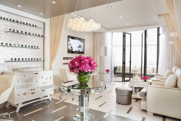 The Nail Bar   Beverly Wilshire