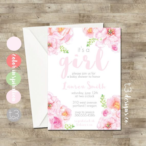 Best 25 Garden party invitations ideas – Garden Party Baby Shower Invitations