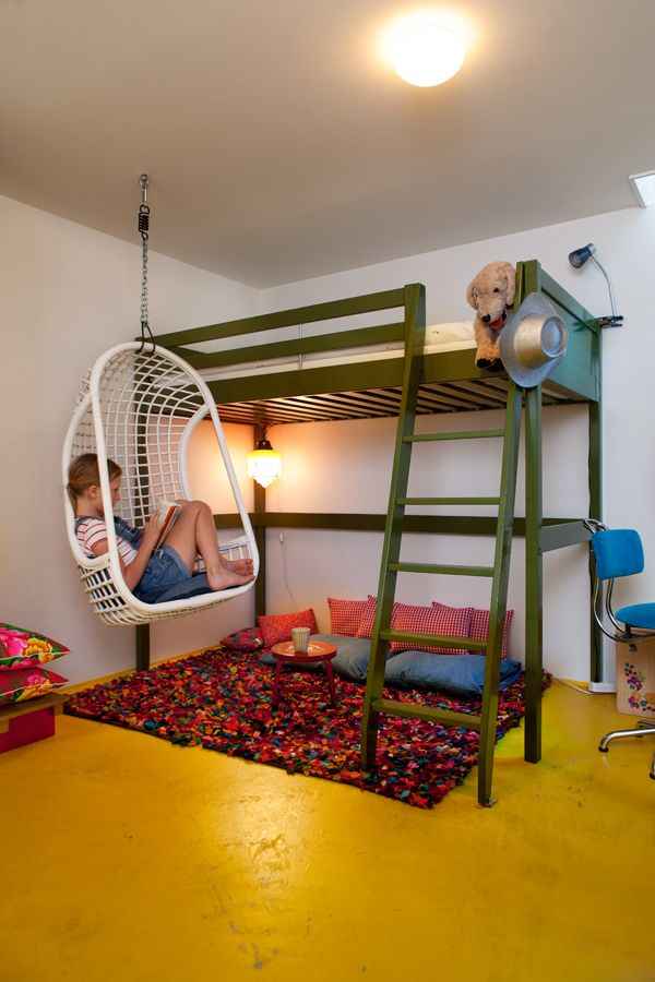 The room off my teener with the chair off HK Living. jkf.nl