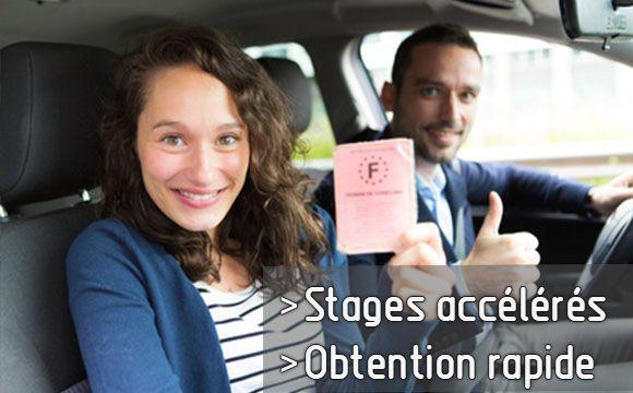http://www.permis-en-accelere.fr/  L auto école des Batignolles est spécialisée dans l apprentissage accéléré du code et de la conduite Retrouvez nous au 31 rue Brochant 75017 Paris