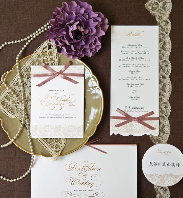 ワキリエ スマイルウェディングペーパーアイテム|スペシャルラインナップ|年賀状印刷・結婚招待状のマイプリント