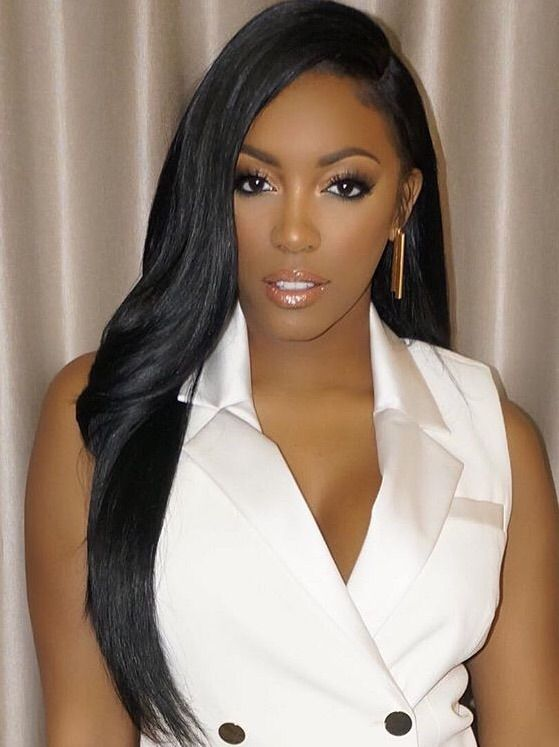 RHOA's Porsha Williams Slays LA For Celebrity Apprentice2