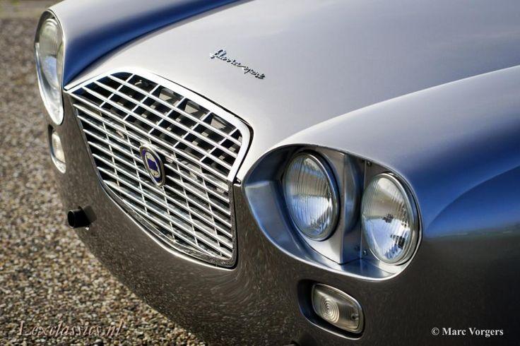 11 :  Lancia Flavia Sport Zagato - 1963