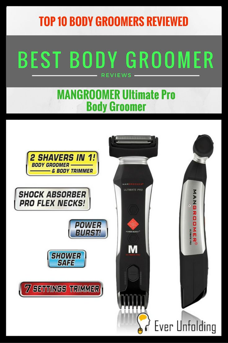 2 shavers in 1, flex necks, power burst and much more. This best bodygroomer offers it all! ~ http://ever-unfolding.net/best-body-groomer-reviews/