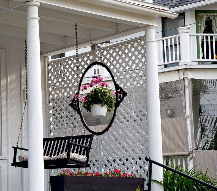 33 Best Underpinning Ideas Images On Pinterest: Front Porch Deck, Front Porches And Deck Skirting