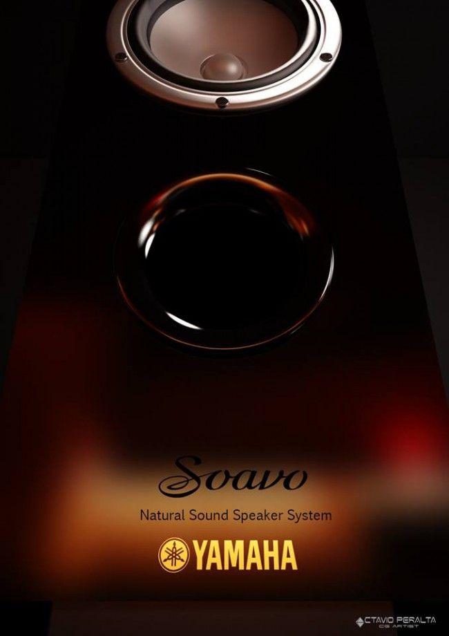Yamaha Soavo ....ultimate statement piece