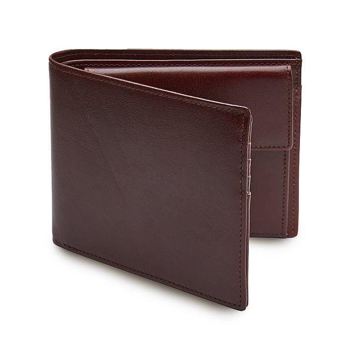 Men´s Wallet ANTORINI Elite in Venice Brown