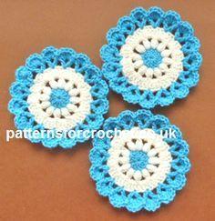 Crochet Patterns Free Usa : Free crochet pattern for shell motif. http ...