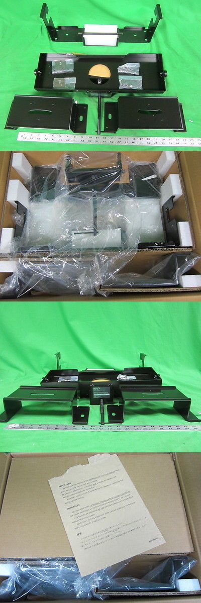 Other TV Video and Home Audio: Sony Mounting Bracket Kit For The 1270 Video Projector Model Pss-1270 Nib! -> BUY IT NOW ONLY: $164 on eBay!