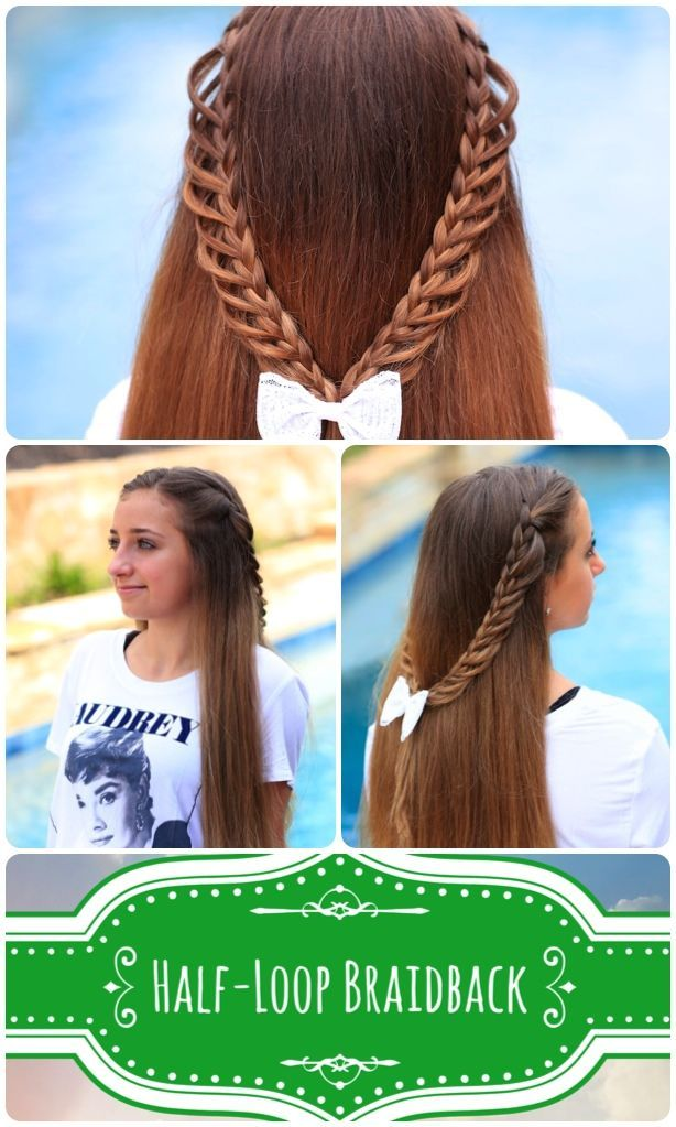 Hairstyles For Prom Cgh : 59 best images about cute girls hairstyles on pinterest