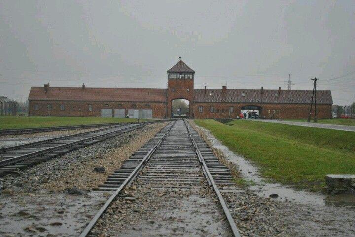 Muzeum Auschwitz-Birkenau nel Oświęcim, Województwo małopolskie