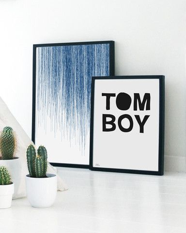 Tomboy | My Deer Art Shop
