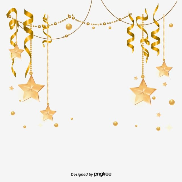 Christmas Decoration Gold Christmas Decorations Clipart Of Decorations The Stars Png And Vector With Transparent Background For Free Download Gold Graphic Design Graphic Design Background Templates Christmas Vectors