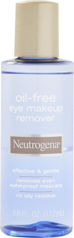 Neutrogena Oil Free Eye Makeup Remover