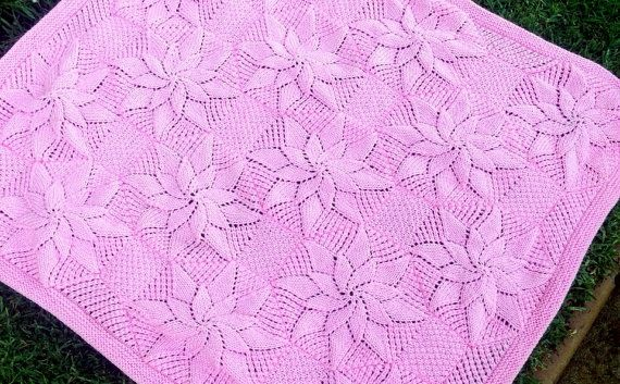 Knitting Pattern PDF Double Star Vintage by BiggerthanlifeKnits