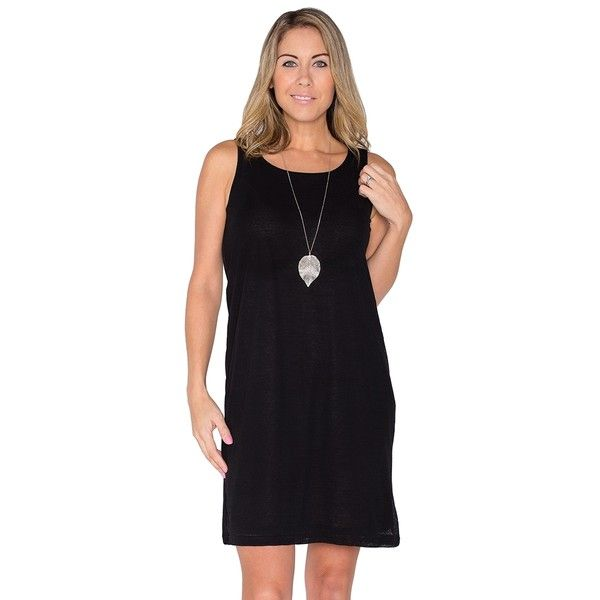 Monaco Shift Dress via Polyvore featuring dresses and shift dress