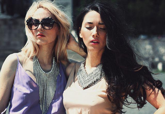 fabulous muses, diana enciu, alina tanasa, street style dubai (6) by diana.enciu, via Flickr