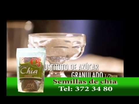 SEMILLAS DE CHIA -  Bebida refrescante