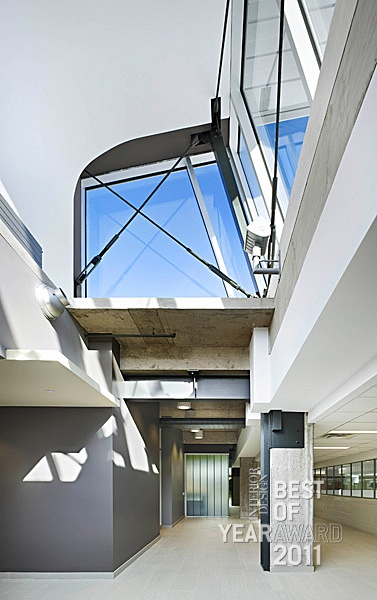University Of Toronto Mississauga South Building Renovation By Kearns Mancini Architects
