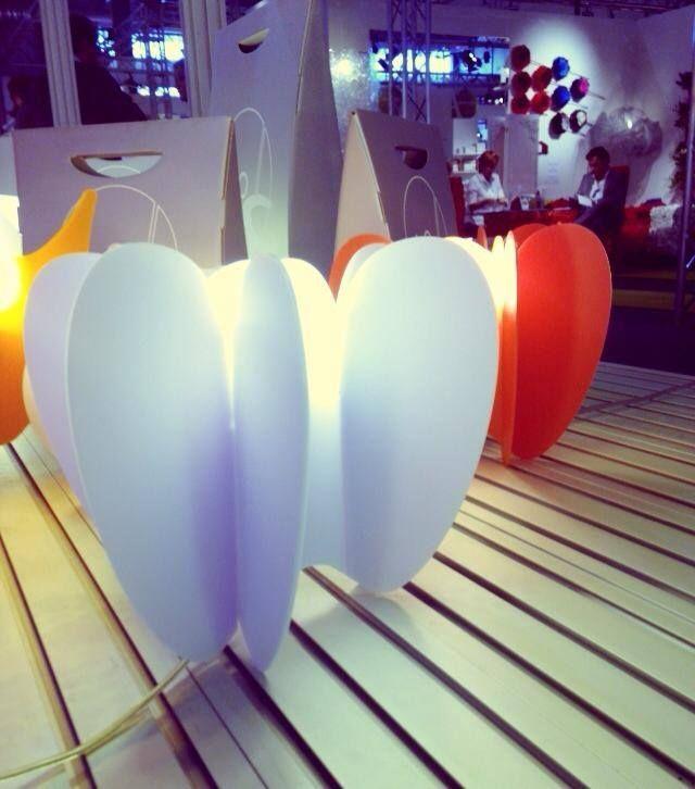 #gemma #joinlamp #colors #lamps #light #wonderful #macef2013 #milano #catalano