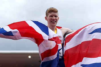 A British Athlete Came Out On National TV To Inspire Other LGBT Sportspeople