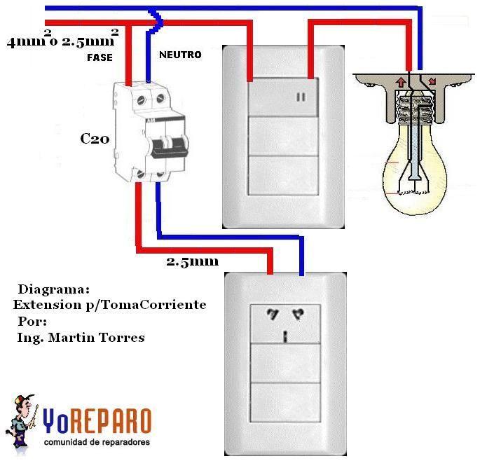 como hacer una instalacion electrica basica - Buscar con Google