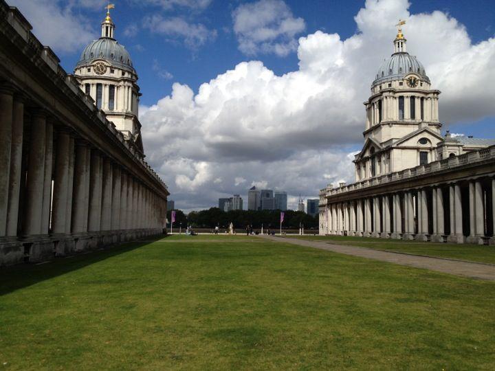University of Greenwich (Greenwich Campus) in London, Greater London