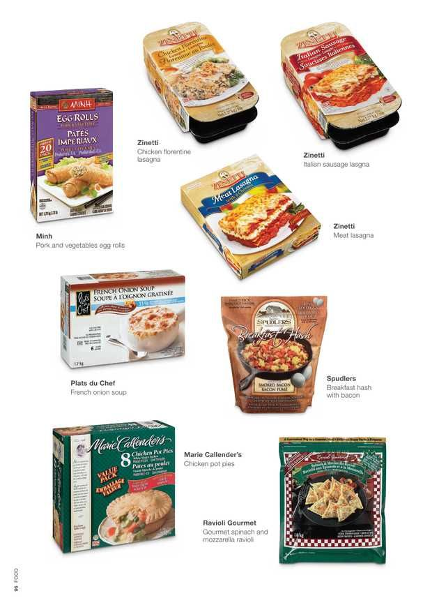 Our items are featured in My Costco - 2014 Annual Catalogue  http://www.mycostcocatalogue.ca/mycostcoservices/2014catalogue#pg154