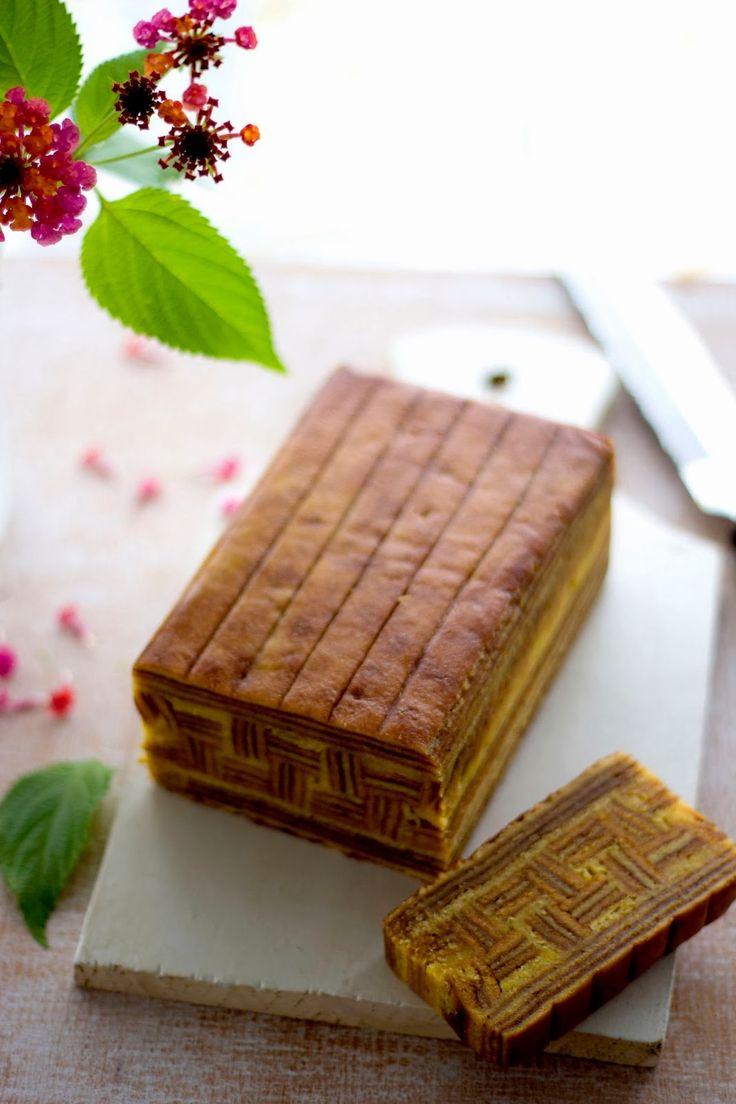 HESTI'S   KITCHEN : yummy for your tummy: Lapis Legit Anyam