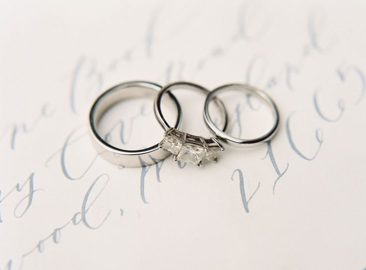 Engagement Rings 2017/ 2018   Intimate Outdoor Wedding at Home Filled with Cultural Meaning