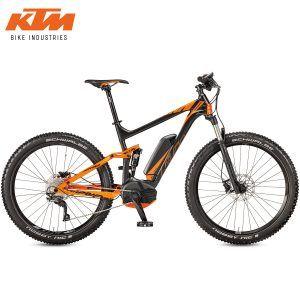 Bicicleta eléctrica KTM - Macina Kapoho LT 275