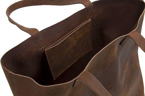 Nisolo Leather Tote