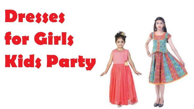 Best Indian Dresses For Girls Kids Party Flipkart Amazon -2272