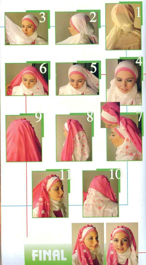 how to hijab