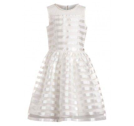 Guess Cocktailkleid / festliches Kleid white