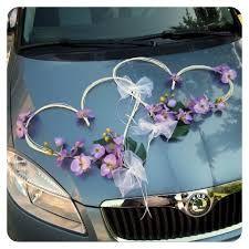 Výsledok vyhľadávania obrázkov pre dopyt svadobná výzdoba na auto