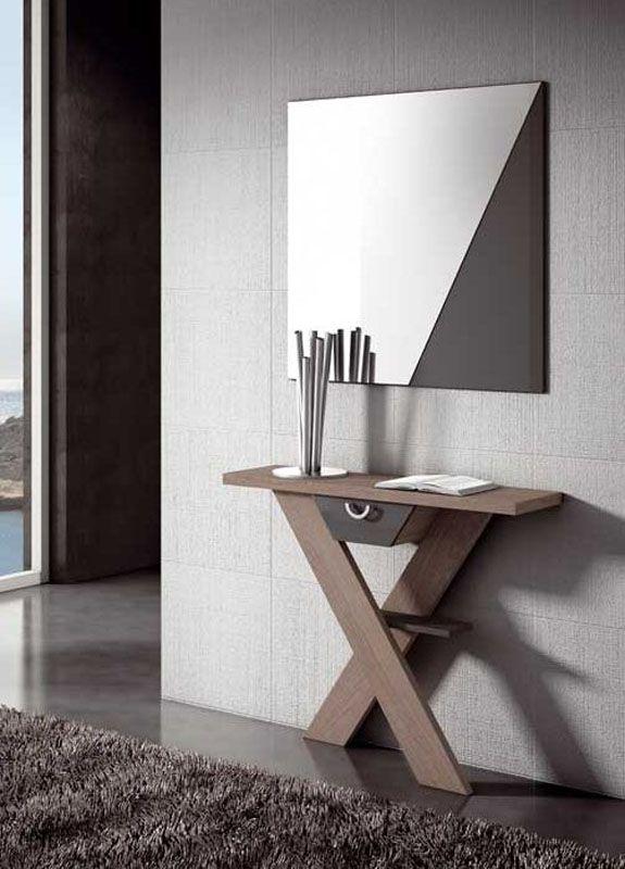 M s de 25 ideas incre bles sobre recibidor moderno en - Mueble tocador moderno ...