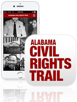 Alabama was the center stage of the Civil Rights Movement. The state's many landmarks and museums help visitors retrace the steps of Rosa Parks, Martin Luther King Jr. and many others who brought equality to America.