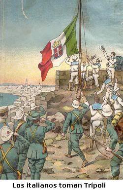 Guerra Italo Turca (1911-1912)