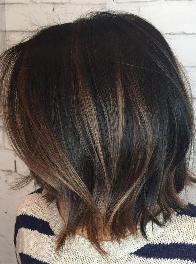 These Ashy Balayage Short Hair Truly Are Stunning Ashybalayageshorthair Short Hair Balayage Brown Hair Balayage Hair Inspiration Color