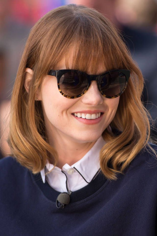 EXCLUSIVE: Emma Stone Gets A Special Thank You..Click for more