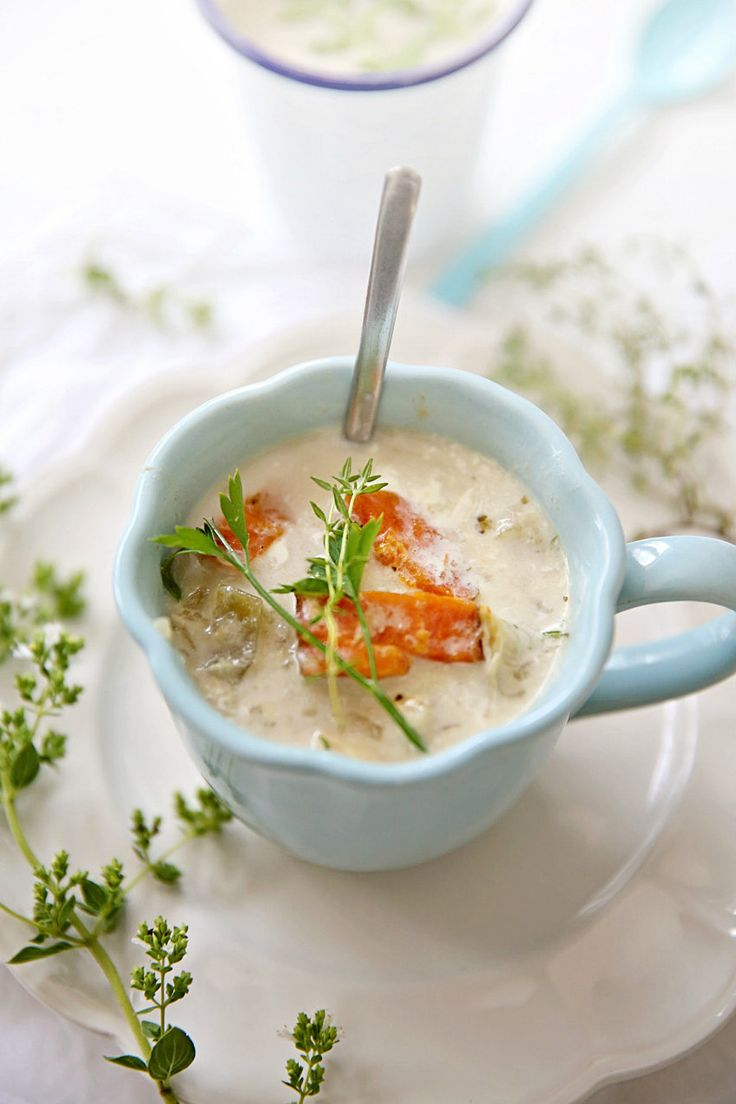 Recipe Fish Chowder Crockpot Slow Cooker Friendly Fish