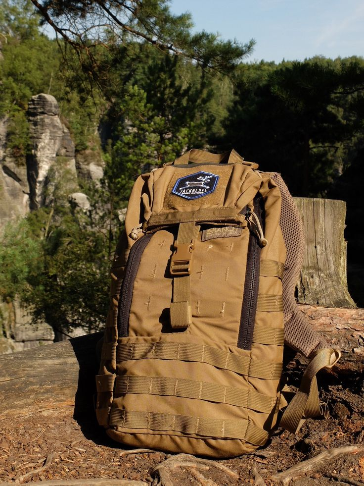 My best EDC  daypack -    Mystery Ranch Spartan