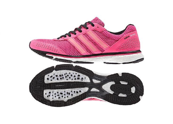 Las mejores zapatillas de running para mujer - Adidas Adios Boost 2 Mujer